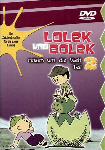 Lolek und Bolek reisen um die Welt 2