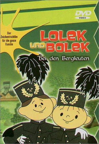 Lolek und Bolek bei den Bergleuten