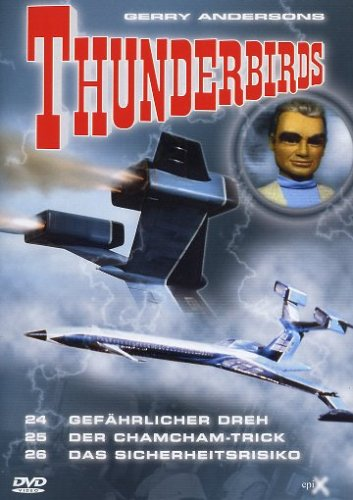 Thunderbirds 8, Folge 24-26