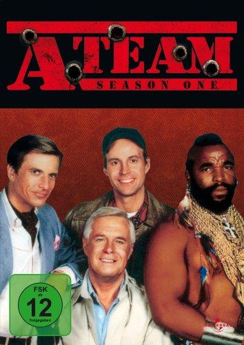 Das A-Team Season 1 (5 DVDs)