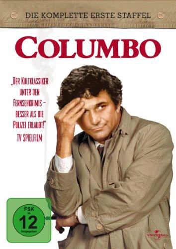 Columbo Staffel  1 (6 DVDs)