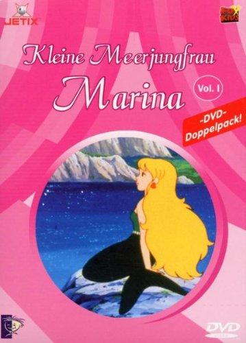 Die kleine Meerjungfrau Marina,