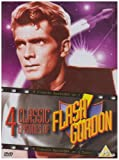 Flash Gordon - 4 Classic Episodes - The Claim Jumpers / Akim The Terrible / The Breath Of Death / Deadline At Noon
