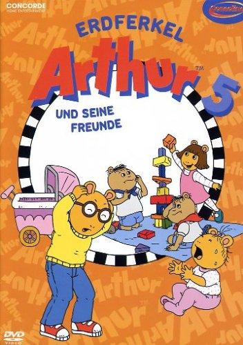 Erdferkel Arthur und seine Freunde