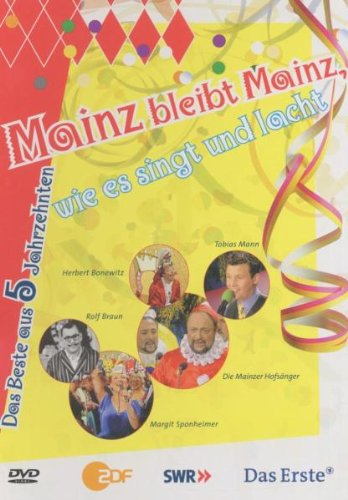 Mainz bleibt Mainz wie es singt und lacht