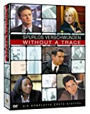 Without a Trace - Spurlos verschwunden: Staffel 1 (4 DVDs)