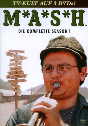M*A*S*H Season  1 (3 DVDs)