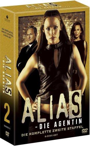Alias - Die Agentin Staffel 2 (6 DVDs)