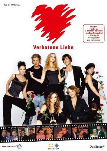 Verbotene Liebe Die DVD