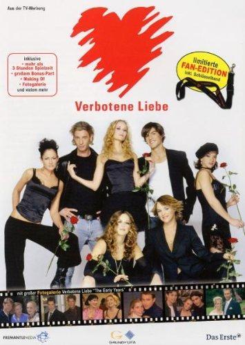Verbotene Liebe Die DVD (Limitierte Fan-Edition inkl. Schlüsselband)