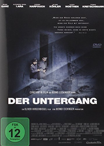 Der Untergang Single-DVD
