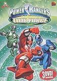 Power Rangers - Time Force - Box-Set 2