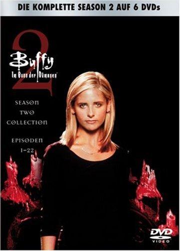 Buffy - Im Bann der Dämonen: Die komplette Season 2 (6 DVDs)