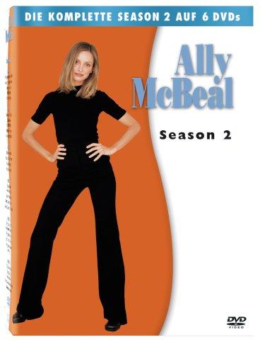 Ally McBeal: Die komplette Season 2 (6 DVDs)