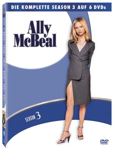 Ally McBeal: Die komplette Season 3 (6 DVDs)