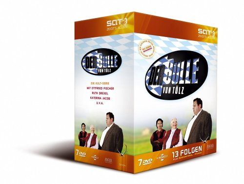 Der Bulle von Tölz Box-Set (7 DVDs)