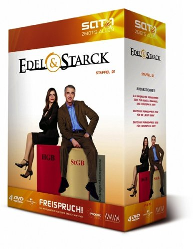 Edel & Starck Staffel 1 (4 DVDs)