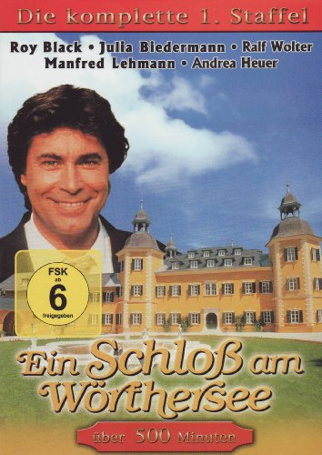 Ein Schloß am Wörthersee Collector's Box I (4 DVDs)