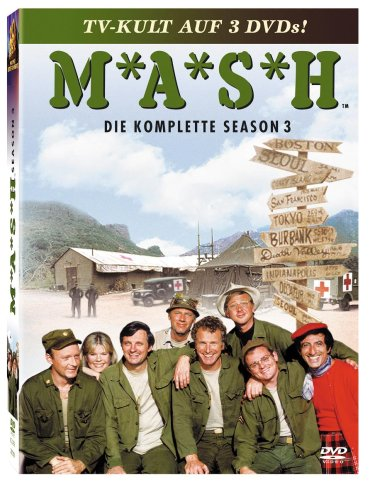 M*A*S*H Season  3 (3 DVDs)