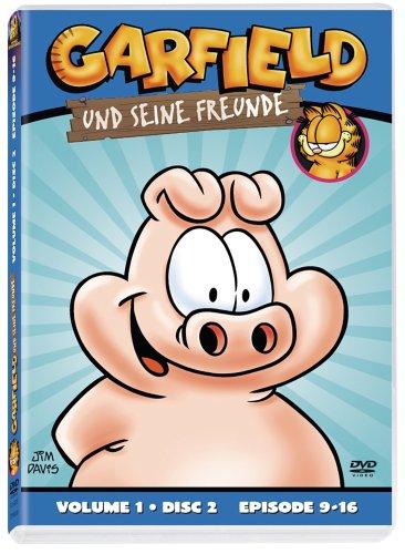 Garfield und seine Freunde Vol. 1/Disc 2