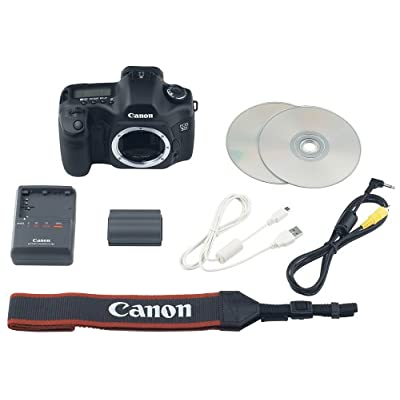 The Canon DC100