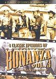 Bonanza - 4 Classic Episodes - Vol. 3 - Feet Of Clay / Bitter Water / Dark Star / Silent Thunder
