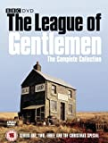 The League Of Gentlemen - Complete
