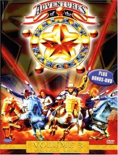 Galaxy Rangers Season 1 - Episode 46-65