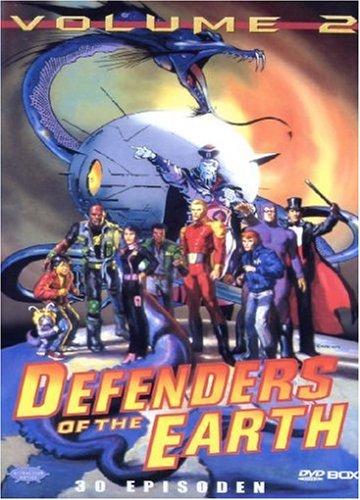 Defenders of the Earth - Die Retter der Erde, Vol. 2 (7 DVDs)