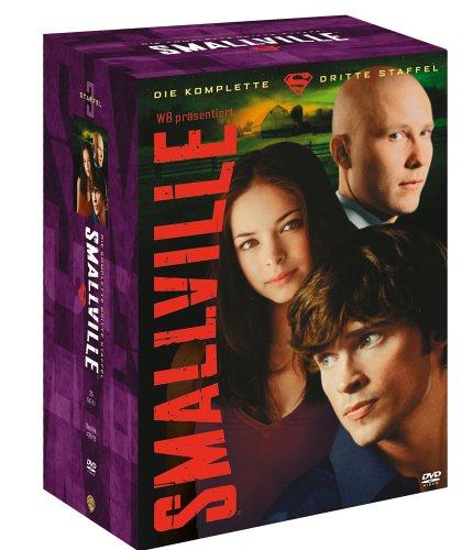 Smallville Staffel  3 (6 DVDs)