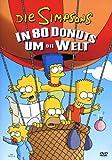 Die Simpsons - In 80 Donuts um die Welt