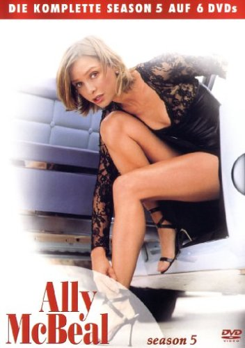 Ally McBeal: Die komplette Season 5 (6 DVDs)