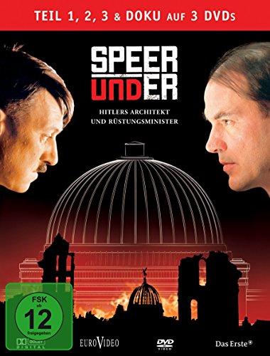 Speer und Er 3 DVDs