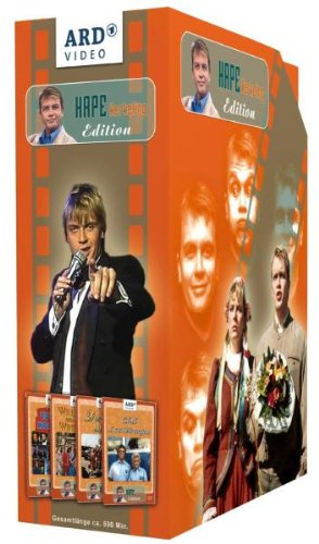 Hape Kerkeling-Edition (5 DVDs, u.a. mit 'Total normal')
