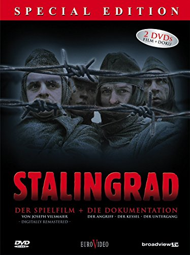 Stalingrad (Special Edition: Film + Dokumentation) (2 DVDs)