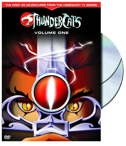 Thundercats Series 1-2 - Complete