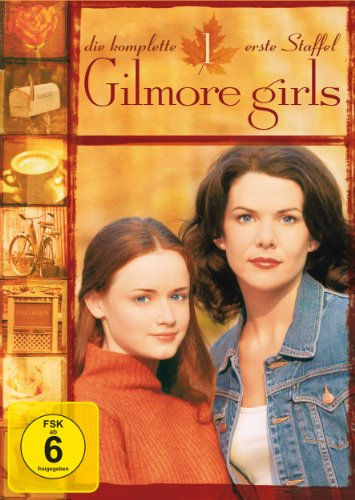 Gilmore Girls Staffel 1 (6 DVDs)