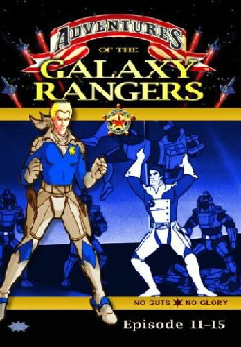 Galaxy Rangers Episoden 11-15