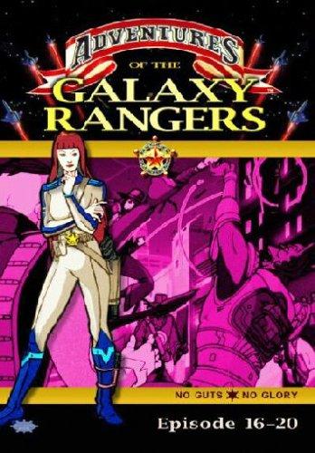 Galaxy Rangers Episoden 16-20
