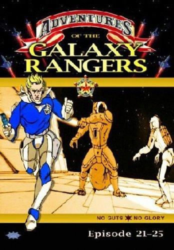 Galaxy Rangers Episoden 21-25