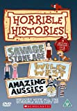Horrible Histories - Savage Stone Age/Wild West/Aussies