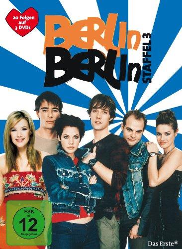 Berlin, Berlin Staffel 3 (3 DVDs)