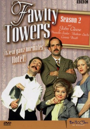 Fawlty Towers Season 2