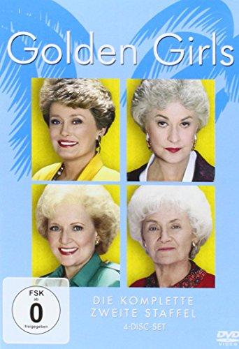 Golden Girls Staffel 2 (4 DVDs)