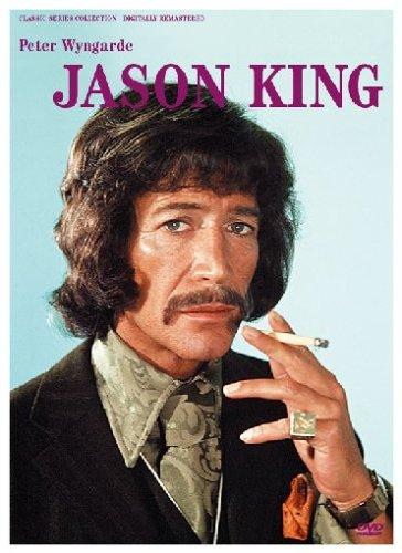 Jason King 8 DVDs