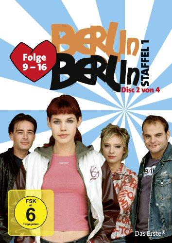 Berlin, Berlin Staffel 1, DVD 2