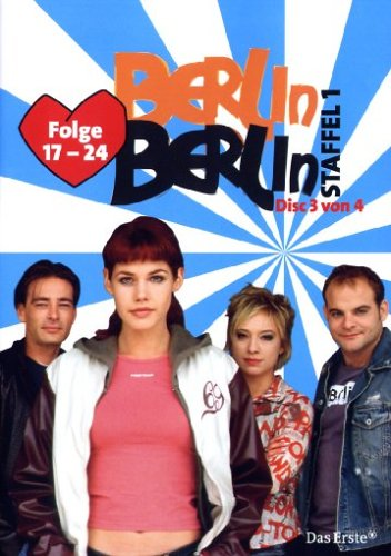 Berlin, Berlin Staffel 1, DVD 3