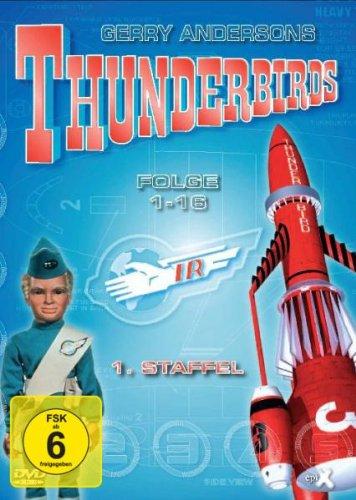 Thunderbirds  1. Staffel/Folge 1-16