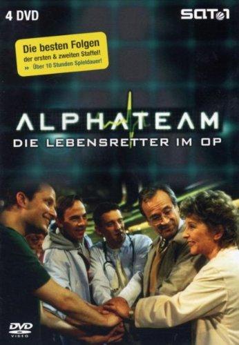 alphateam - Die Lebensretter im OP (Die besten Folgen aus Staffel 1+2) (4 DVDs)