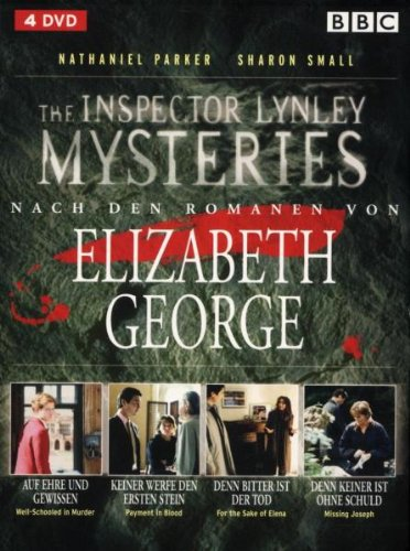 The Inspector Lynley Mysteries Box 1 (4 DVDs)